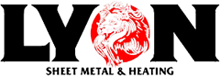 Lyon Sheet Metal and Heating logo